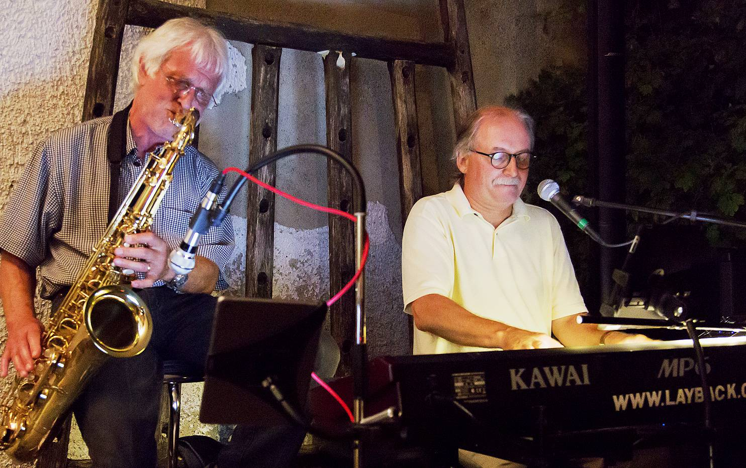 "Grillplausch ""Jazz at the Mill"
